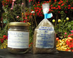 La moutarde bio de Guérande à la salicorne